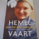 Judith Koelemeijer, Hemelvaart, roman