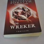 Frederick Forsyth, De wreker, thriller
